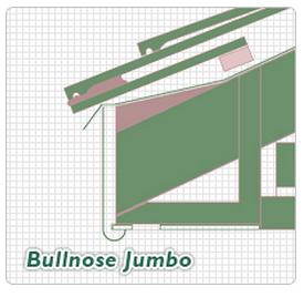 Bullnose Jumbo