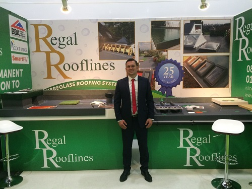 Regal Rooflines Stand 2