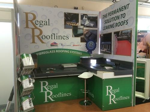Regal Rooflines Stand 3