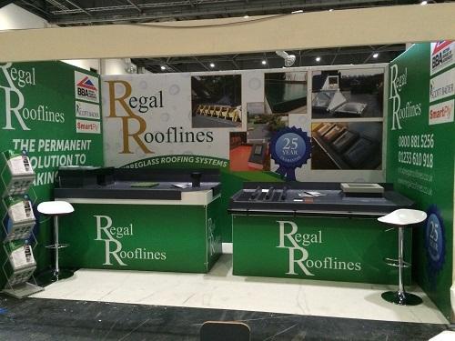 Regal Rooflines stand 1