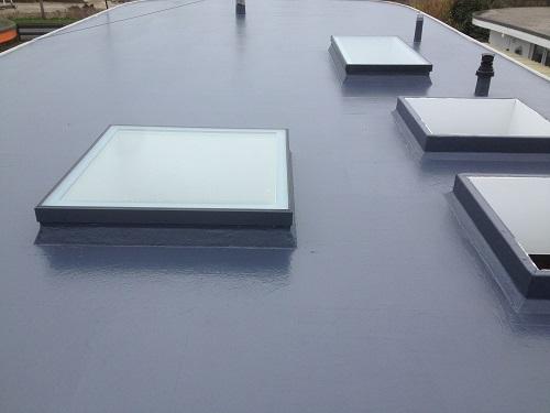 Flat Roof Windows Regal Rooflines