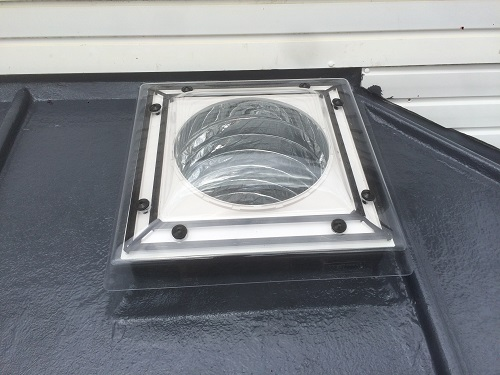 flat roof windows example 4