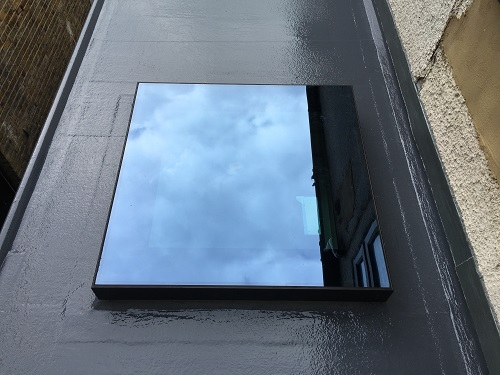 flat roof windows example 8
