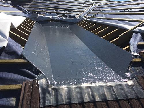 leak free box and valley gutters regal rooflines. Black Bedroom Furniture Sets. Home Design Ideas