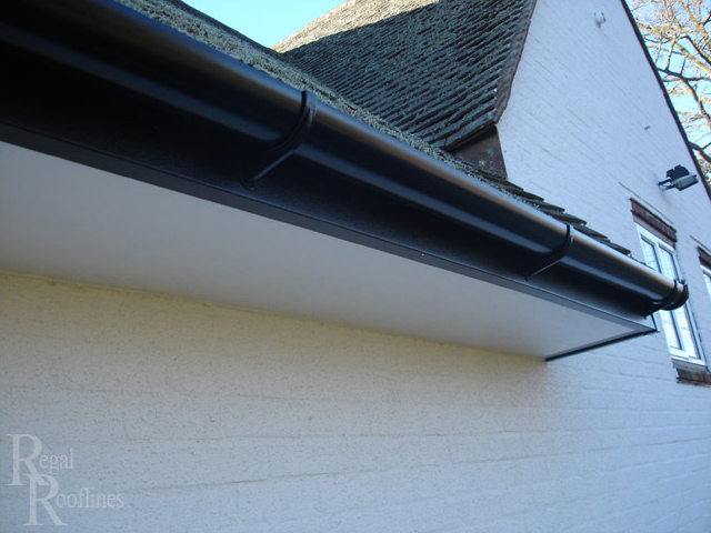 Fascias Soffits Gutters And Cladding Ashford Kent
