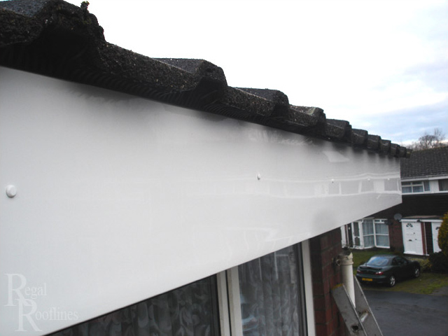 Fascias, Cladding and Gutters