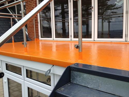 Fibreglass Balconys And Walkways Regal Rooflines