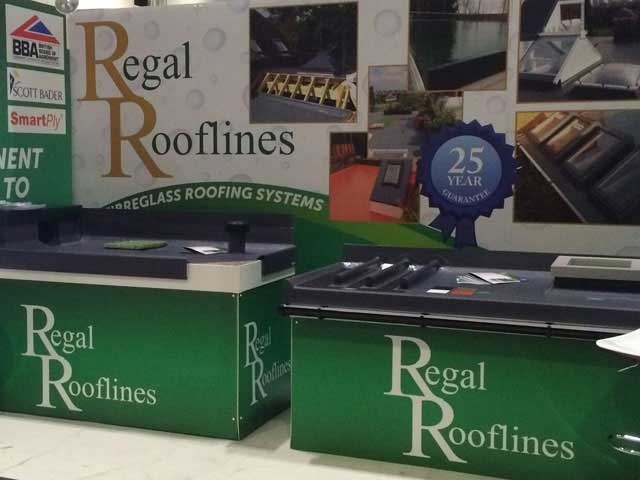 Regal Rooflines Stand at Grand Designs