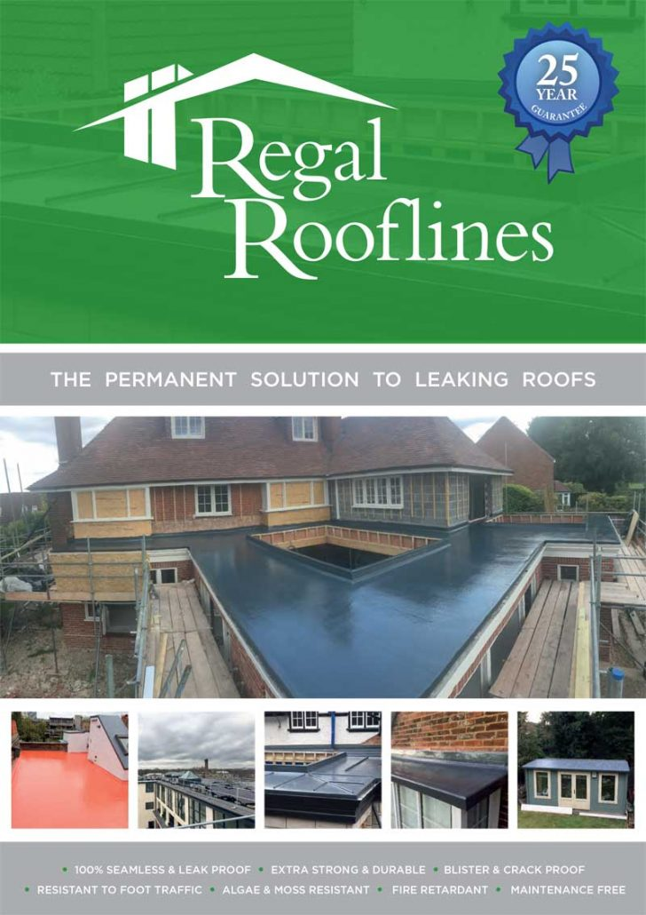 Regal Rooflines Flat Roof Brochure