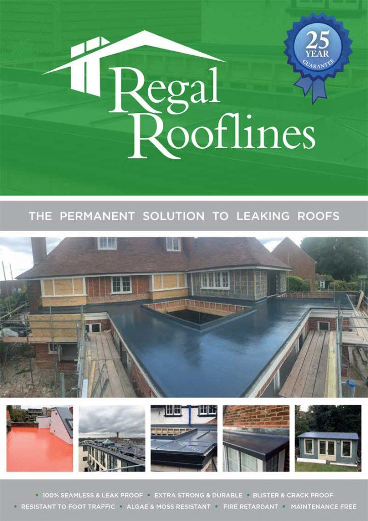 Regal Rooflines Flat Roof Brochure