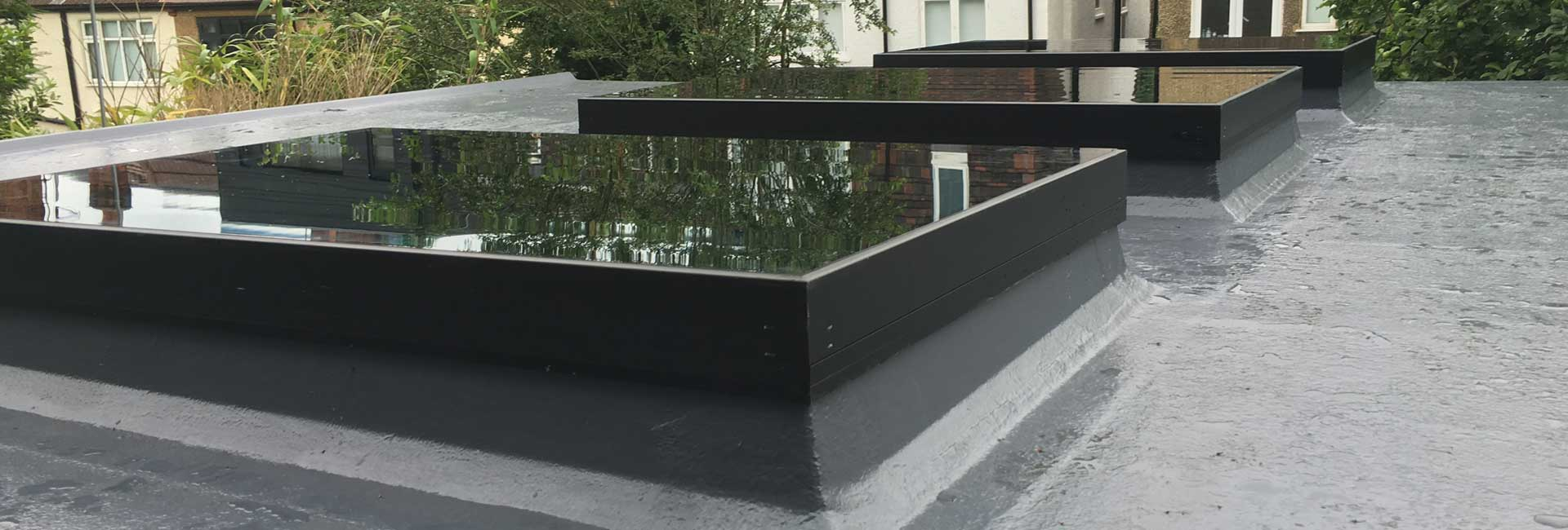 Flat Roofs Kent and The South East