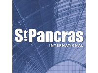 St Pancras International Logo